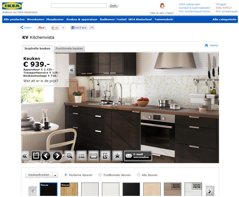 Keuken Ideeen Ikea : Van idee naar ontwerp met de IKEA keuken ontwerper Ikea Meubels